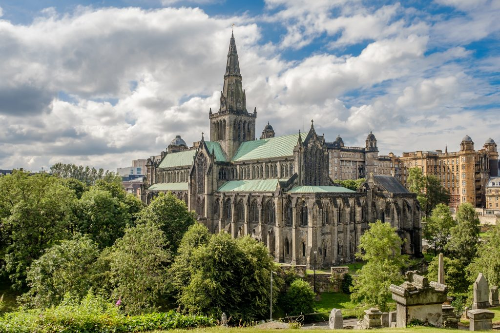 Глазгоский собор